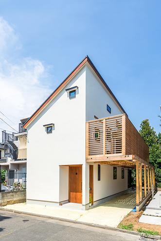 本当に完全自由設計の6つのデザイン住宅です