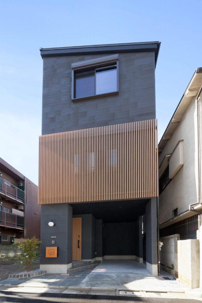 施工事例(豊島区)|京町屋風モダンスタイル