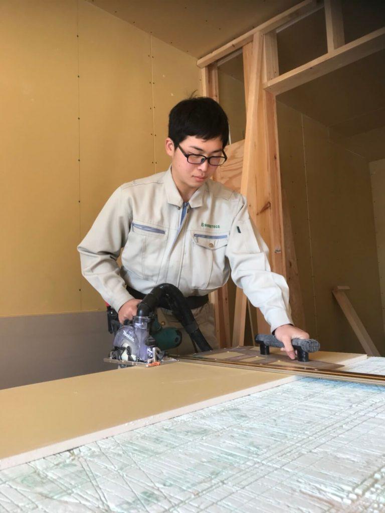 東京大工塾一期生 土屋をご紹介します