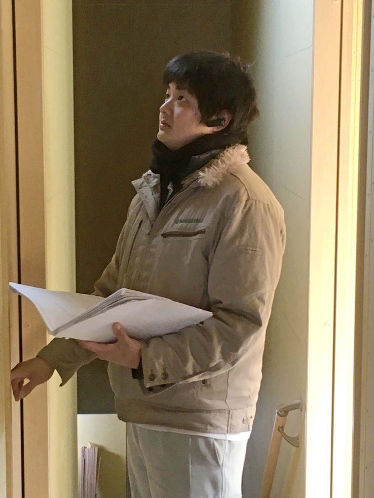 工事部スタッフ 川添をご紹介します
