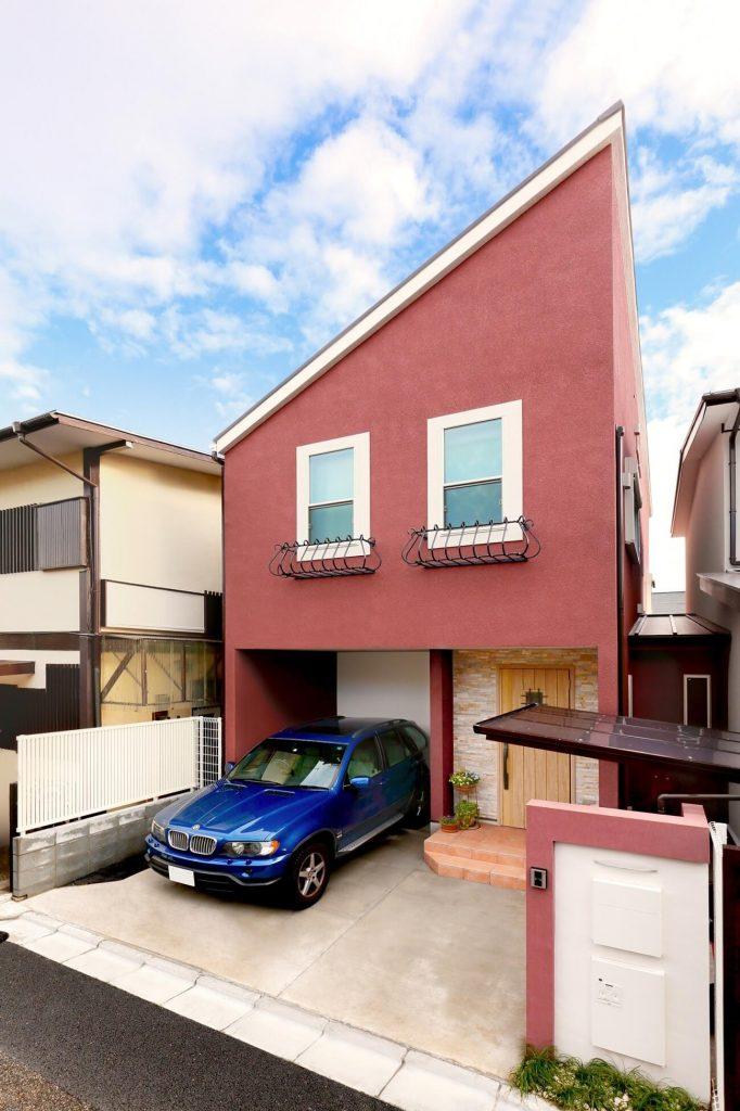 施工事例(世田谷)|カラフルにインテリアを楽しむ 和洋折衷の家