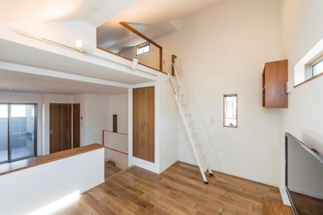 施工事例(練馬区)|大容量の収納空間でストレスフリーな暮らし