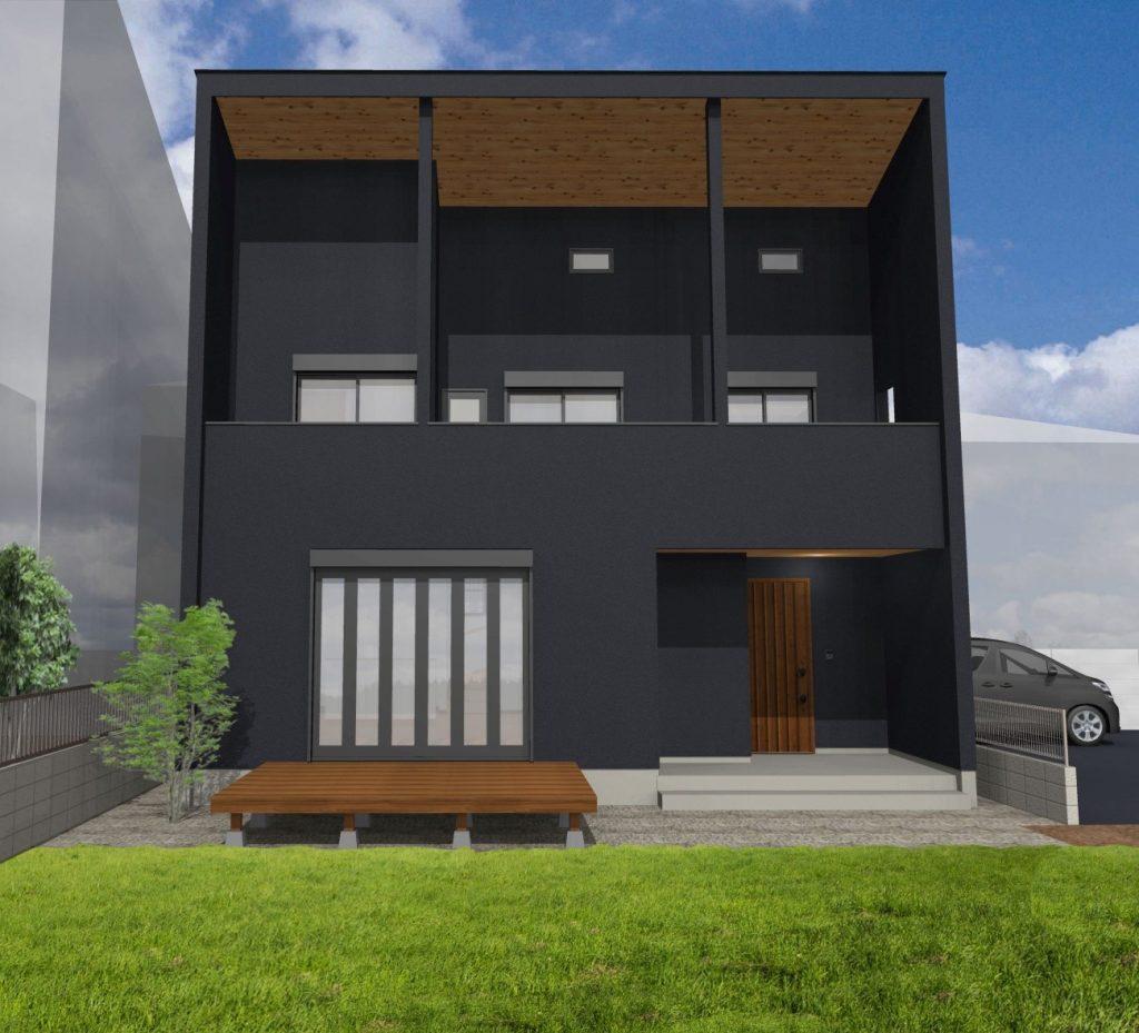 注文住宅を建てる前、まだ見ぬ我が家を正確なパースで体感!