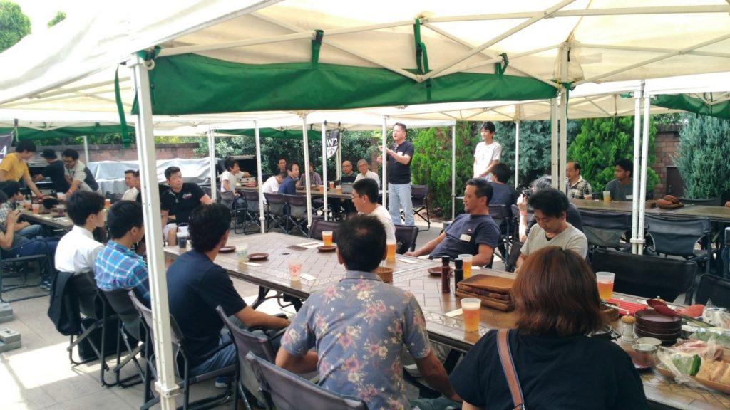 東京大工塾の大工交流会が開催されました!