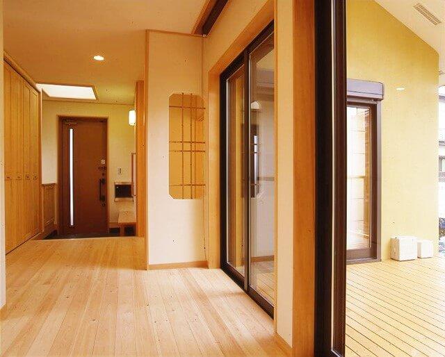 施工事例(小金井) 職人の繊細な技術が活きる 今こそ新しい和風建築