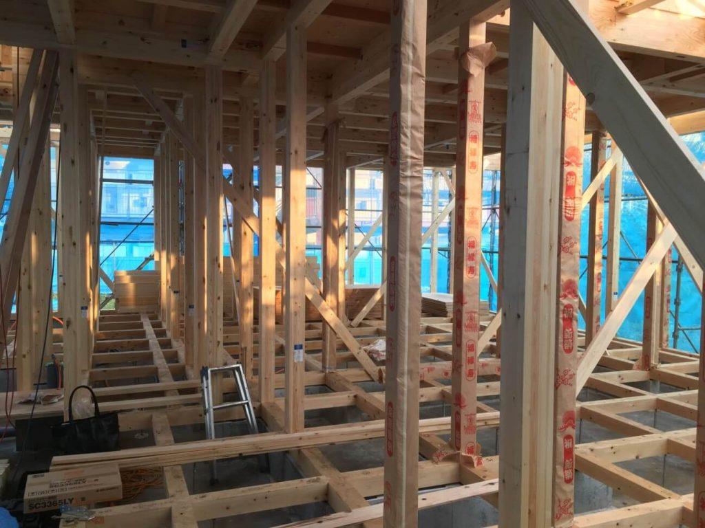 純和風住宅に必須 木の選び方を知る腕利きの大工職人たち