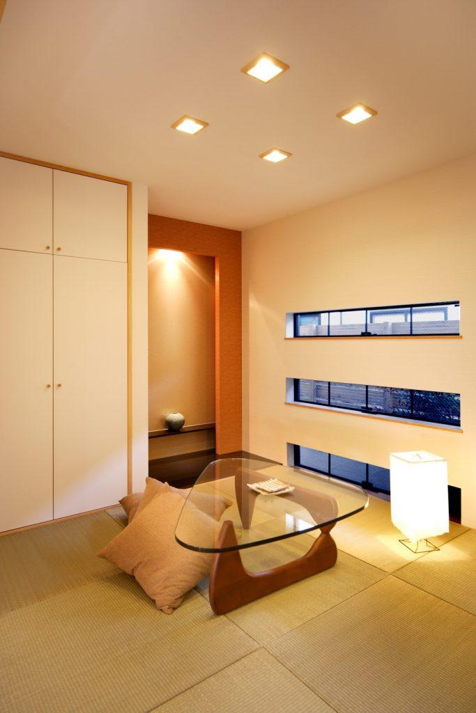 施工事例(杉並)|和がもたらす安らぎと穏やかさを持つモダンな大邸宅