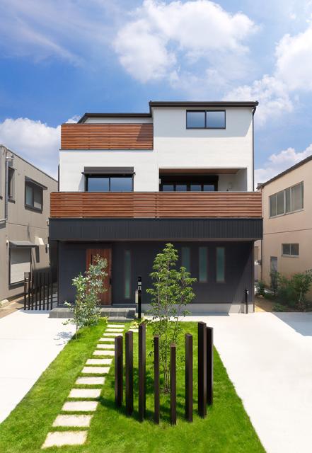 施工事例(立川)|遊び心あふれる自分らしい楽しい家